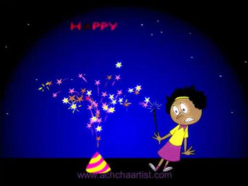 Flower Pot-Diwali
