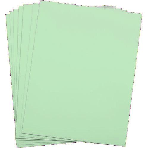 .005 Green Matte/Matte KR-Toner Polyester 8.5X11 - 100 sheets