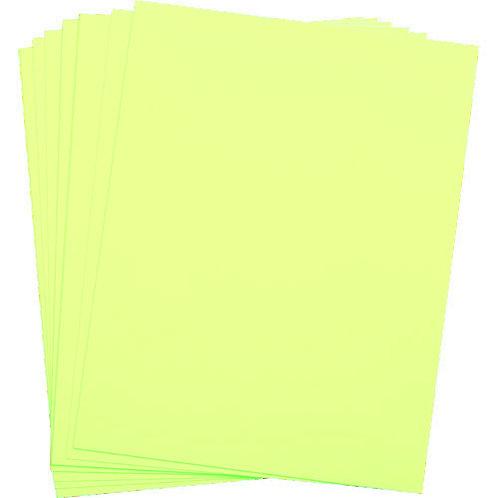 .005 Yellow Matte/Matte KR-Toner Polyester 8.5X11 - 100 sheets