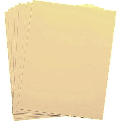 .014 Tan Matte/Matte KR-Indigo Vinyl 12X18 - 100 sheets