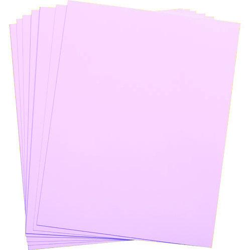 .005 Purple Matte/Matte KR-Toner Polyester 8.5X11 - 100 sheets