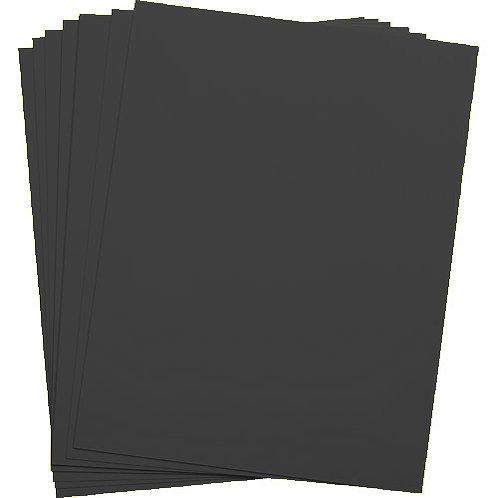 .005 Black Matte/Matte KR-Toner Polyester 8.5X11 - 100 sheets