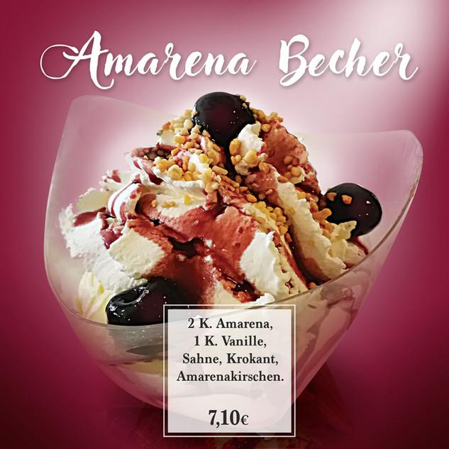 Amarena Becher