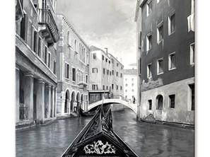"""""""Venise intime"""" - Oeuvre originale de l'artiste Gaëlle Bel"""