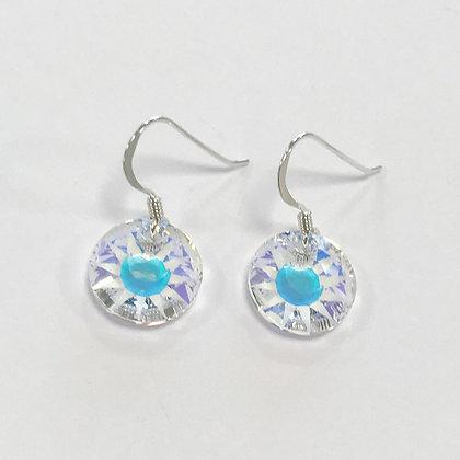 Swarovski Sun Earrings