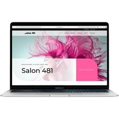 Salon 481 Website