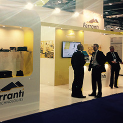 Exhibition Graphics and Stand Design
