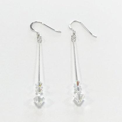 Swarovski Long Earrings