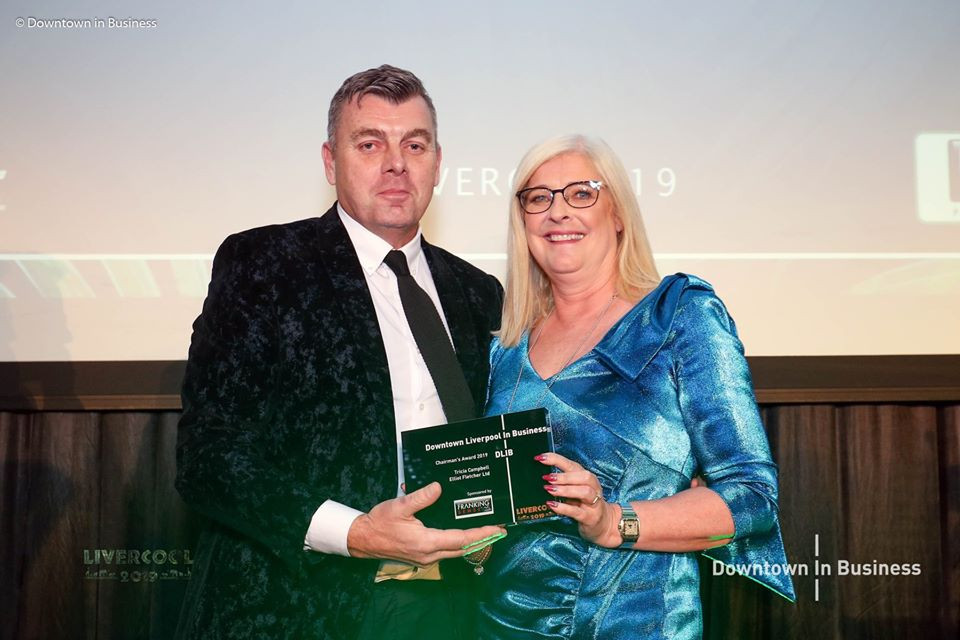 Tricia Campbell Wins Prestigious Business Award