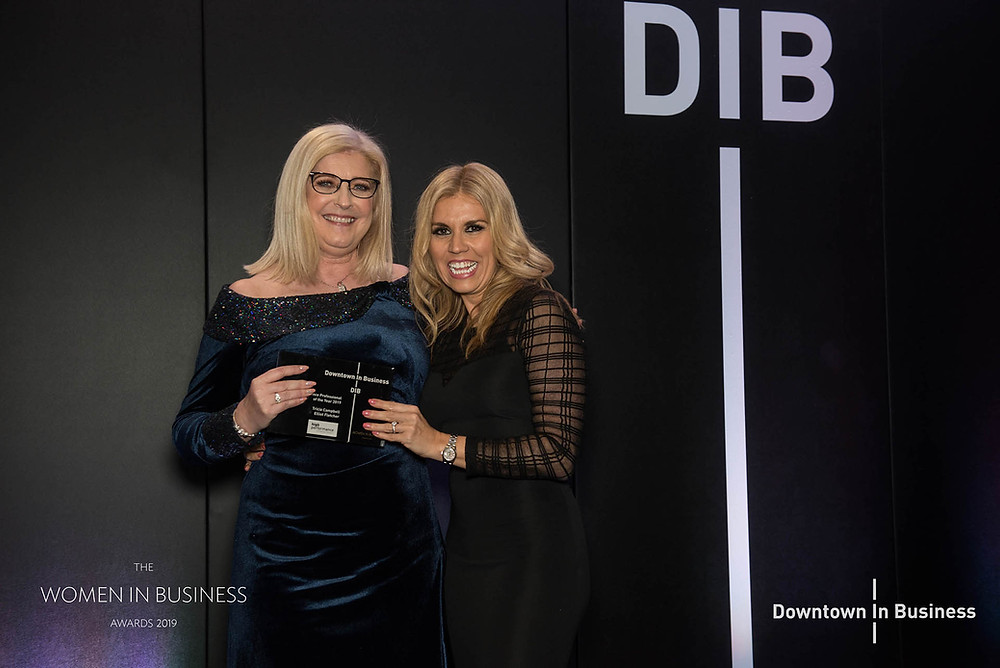 Tricia Campbell – Financial Professional of the Year 2019