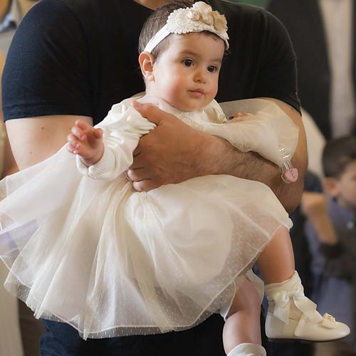 Crystalenia's baptism