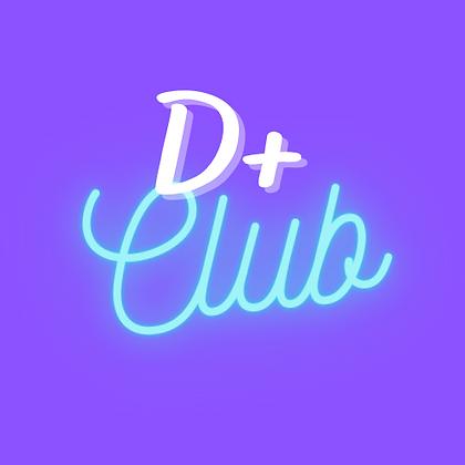 D+ Club Membership