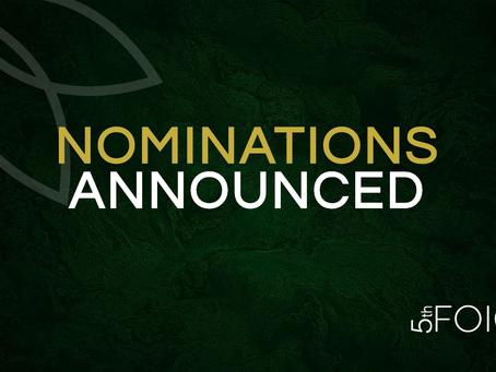 Nominations for 5thFOIOA Announced; Gully Boy & Sonchiriya lead the tally!