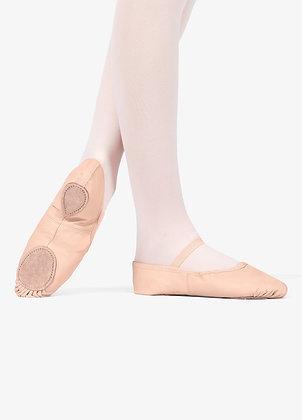 Adult Leather Split-Sole Ballet Shoes