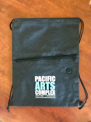 "Draw String Bag ""Santa Cruz & Watsonville"""