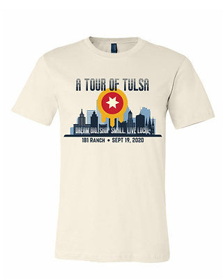 Tour of Tulsa-  181 Ranch Event Tee