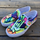 Thumbnail: Kid's Custom Van Slip- Ons