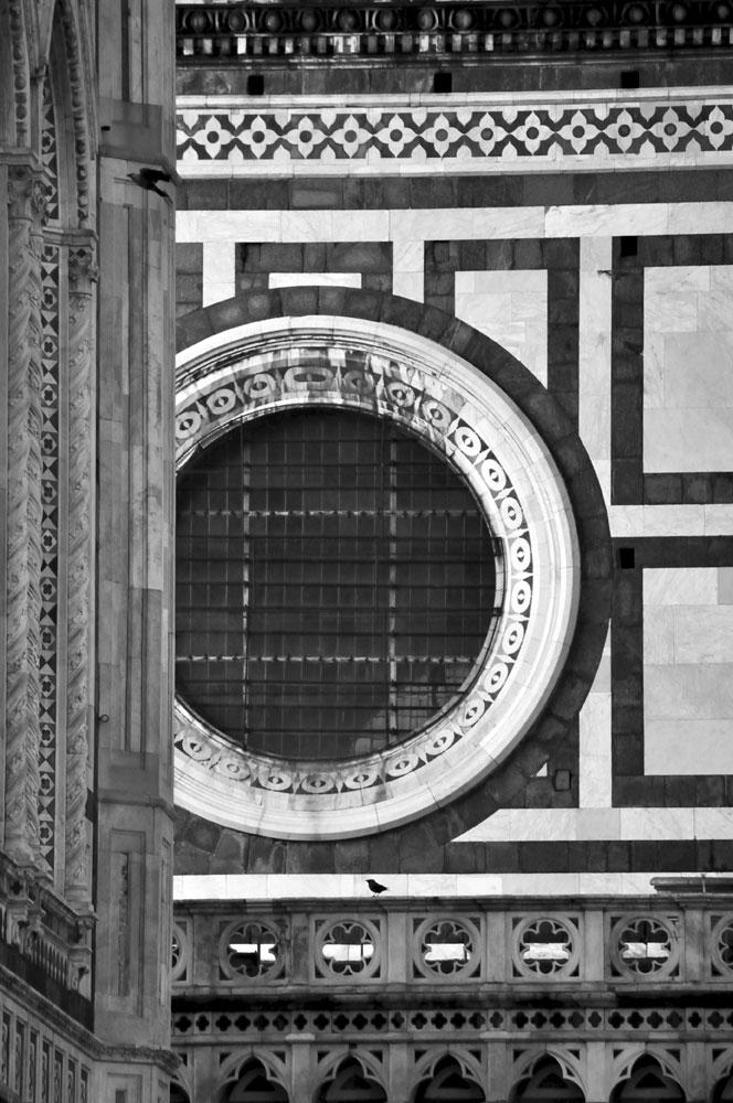 Duomo Detail, Florence