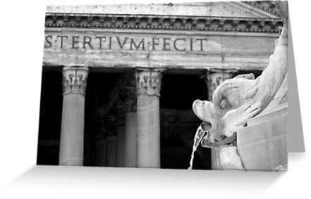Fisheye View of the Pantheon