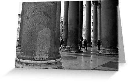 Pantheon Columns