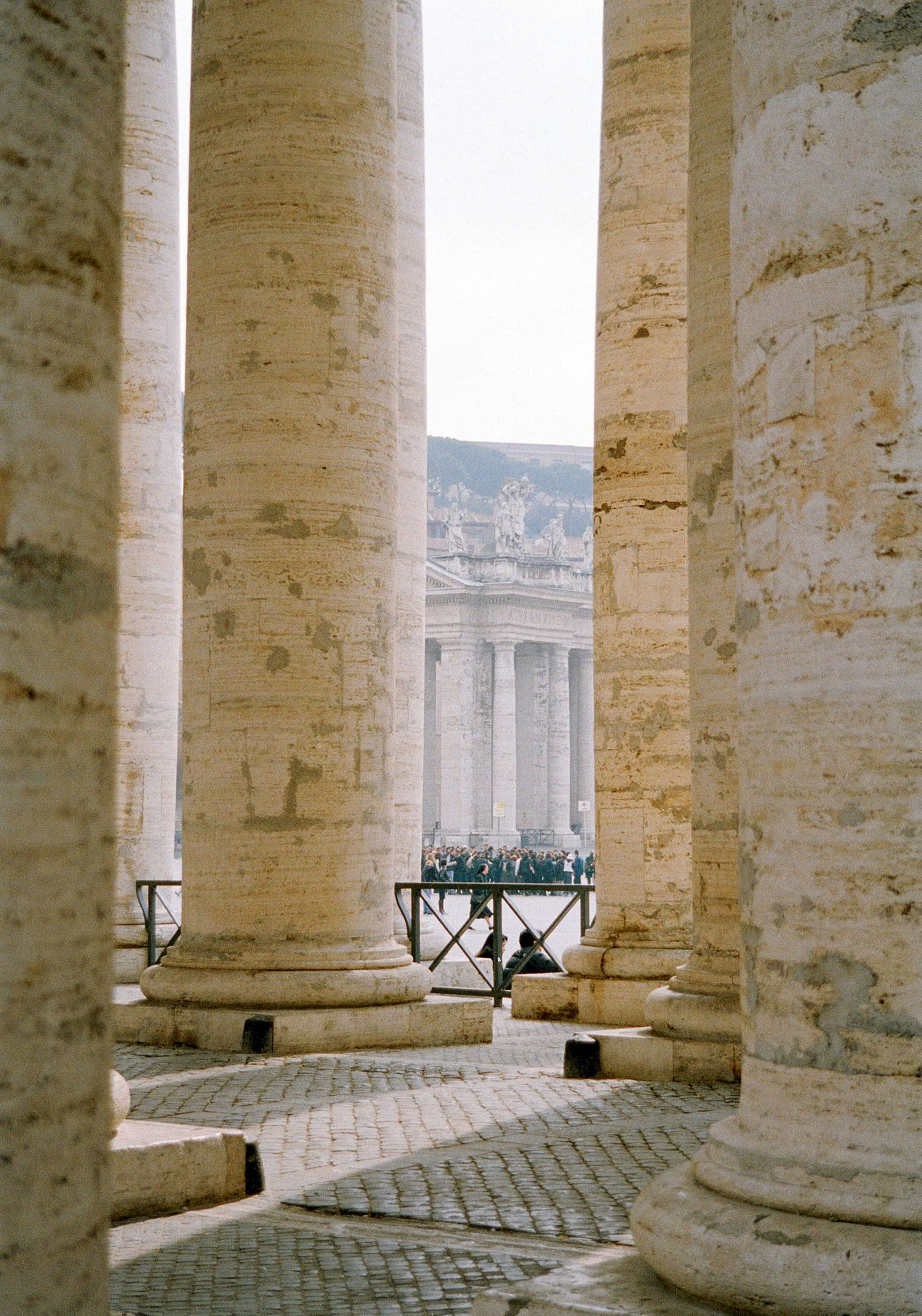 Colonnade, St Peter's