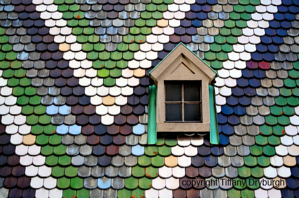 Window, Stephansdom