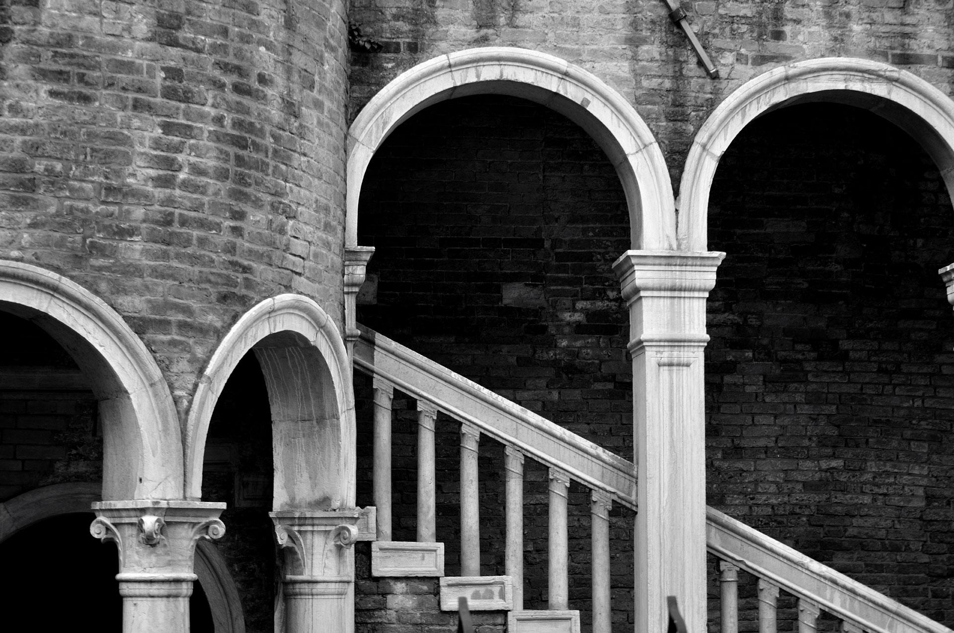 Palazzo Contarini Detail