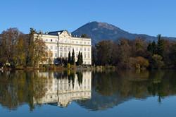 A Sunny Day in Salzburg