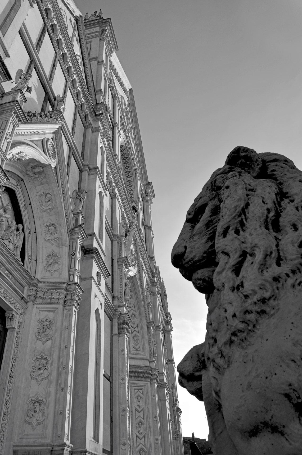 Guarding Santa Croce