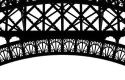 Ironwork, Eiffel Tower
