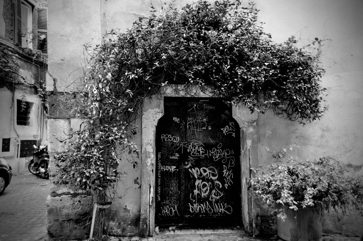 Trastevere Door
