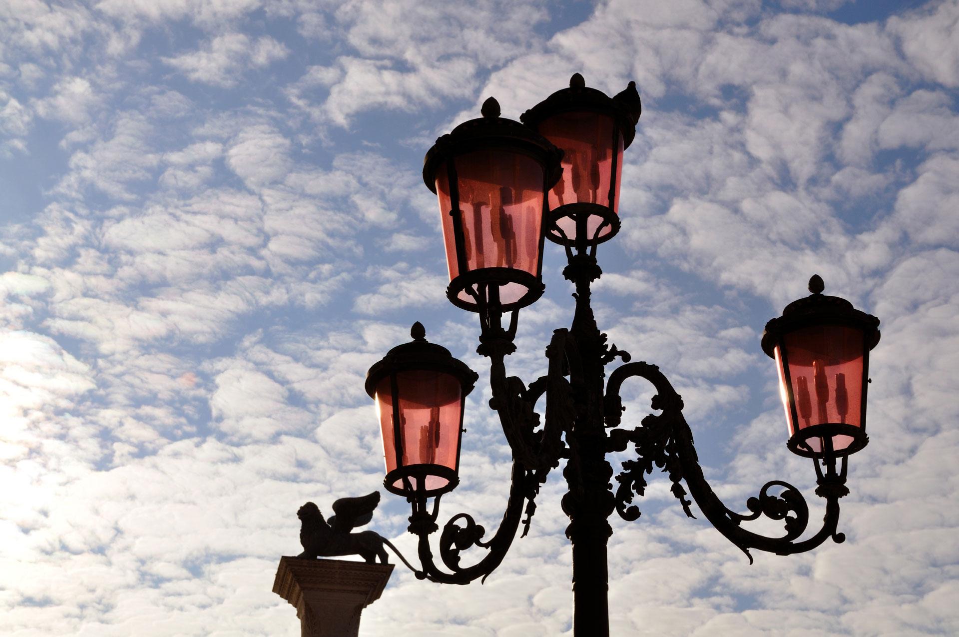 Venetian Street Light