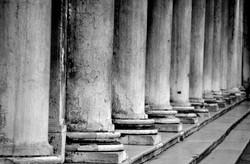 Columns, Procuratie Nuove