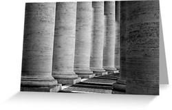 Columns of St Peter's