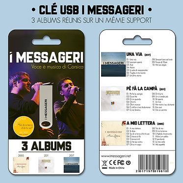 Clé USB - I MESSAGERI
