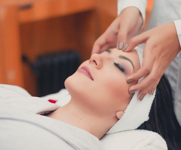 Massage visage Shiatsu