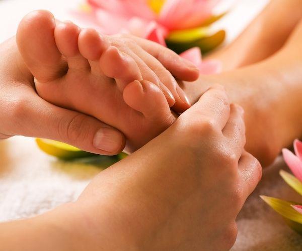 Massage japonais des pieds | 30 min