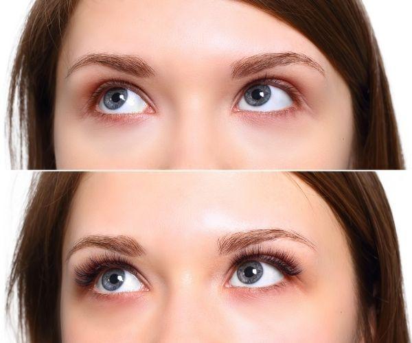 Beauté du visage | Réhaussement des cils