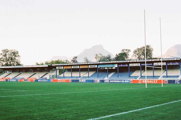 Lesdiguière stadium Grenoble