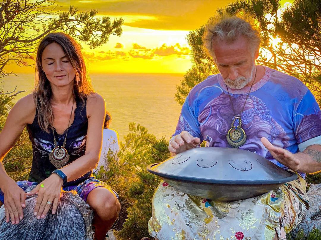 Trace & Silvia Harris