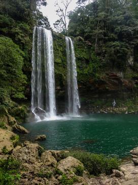 Misol Ha, Palenque