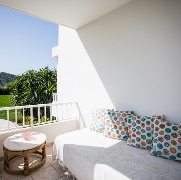 Sunrise Room Terrace