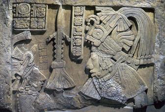 Yaxchilan Temple Site