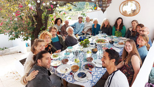 Community Potluck Lunch