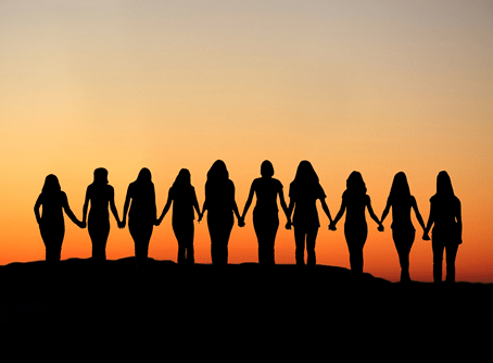 The Rebirth of Sisterhood on Gaia