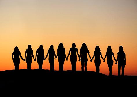 The Rebirth of Sisterhood on Gaia