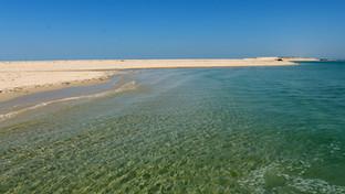 Fuseta Island Beach
