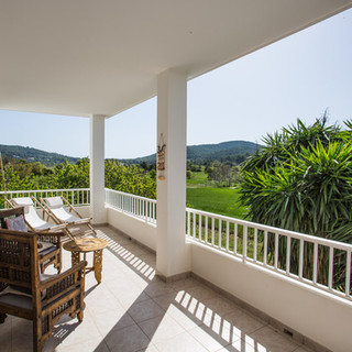 Rose & Gaia Room Terrace