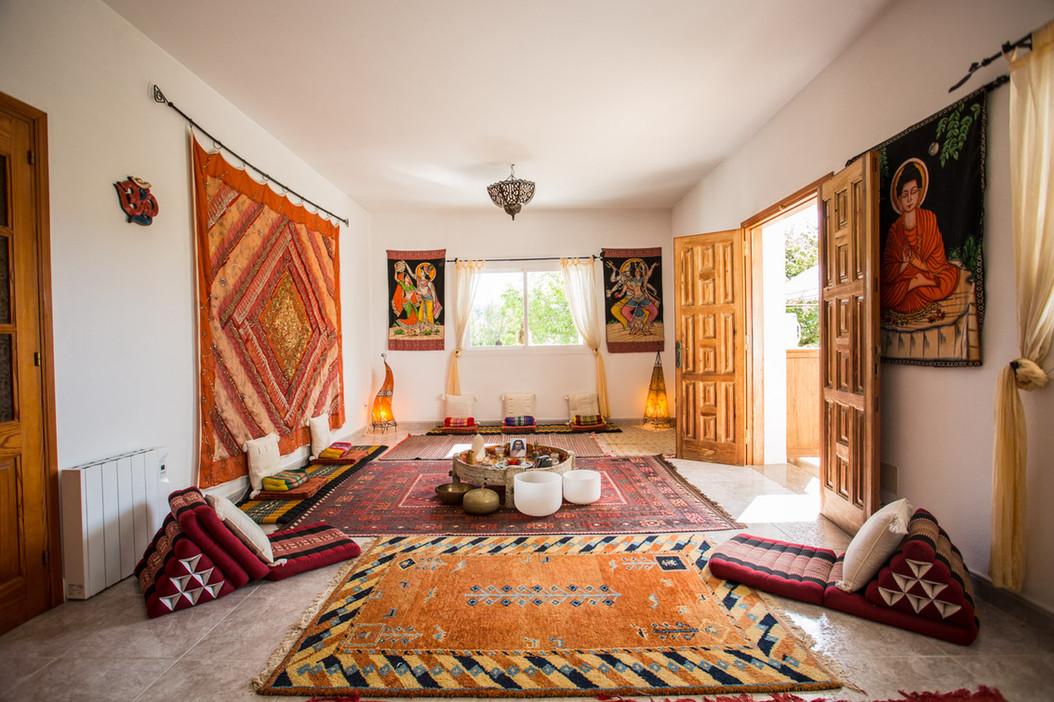 Meditation Room Portal