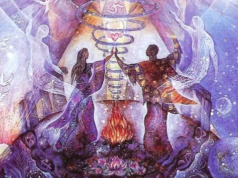 2019 ~ Angelic Higher Self Activation